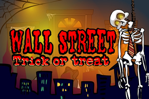 Halloween, Candy, Wallstreet, Stocks, Dow, Crash, Market, Trick, Treat